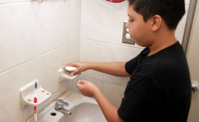 La higiene de las manos es esencial para preservar la salud. (Milenio Novedades)