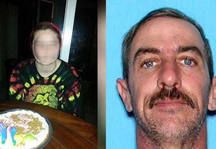 La adolescente, que había desaparecido la semana pasada, fue encontrada en el interior del vehículo de Myers. (WTSP)