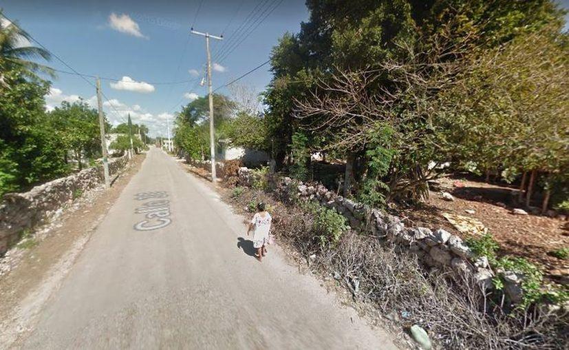 La tragedia se  presentó en el municipio de Muna. (Google Maps)