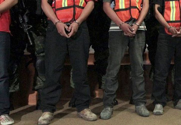 Las detenciones se llevaron a cabo en diferentes puntos de las colonias Santa Mónica, San José y El Saucito, en SLP. (Foto de contexto)