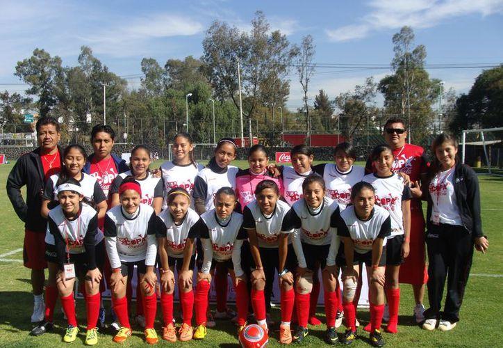 Quintana Roo se queda con el segundo lugar de la XV Copa Coca Cola de fútbol en su etapa nacional. (Redacción/SIPSE)