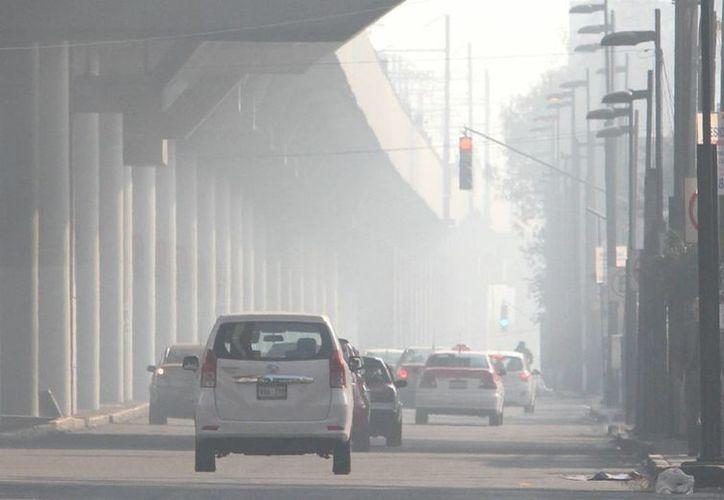 Las modificaciones al programa Hoy No Circula se aplicarán a todos los vehículos que transiten por las 16 delegaciones de la Ciudad de México y 18 municipios conurbados del Estado de México. (Archivo/Notimex)