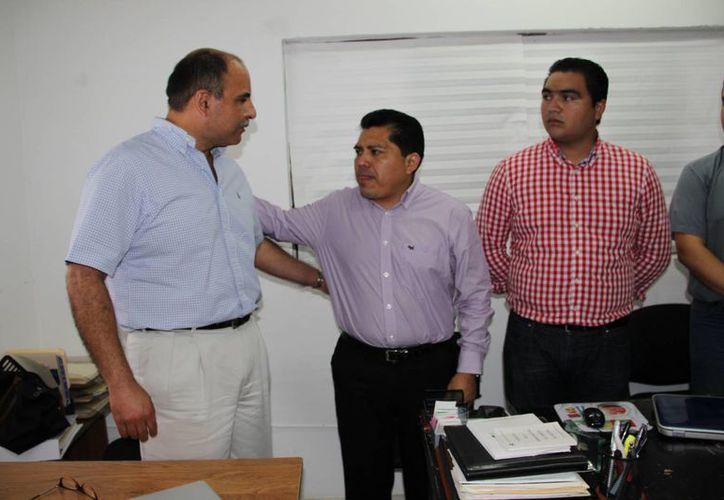 Durante la semana continuarán los nombramientos oficiales en el Ayuntamiento de Tulum. (Rossy López/SIPSE)