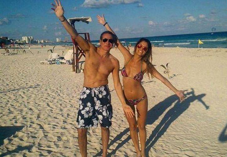 La modelo negó haber tenido una relación amorosa con el fiscal. (Lanacion.com)