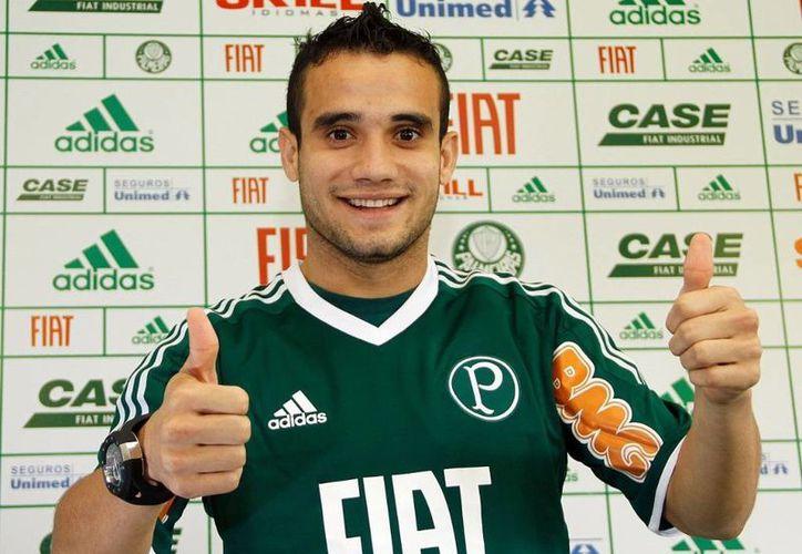 El delantero brasileño Maikon Leite firma con los Diablos Rojos del Toluca. (Archivo/Agencias)