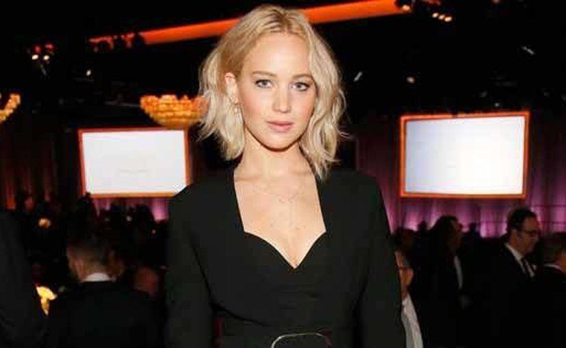 """Una de las principales afectadas y quien se pronunció contra el 'celebgate' fue Jennifer Lawrence, quien en octubre alzó la voz en la revista Vanity Fair y calificó el hecho como """"repugnante"""". (Archivo AP)"""