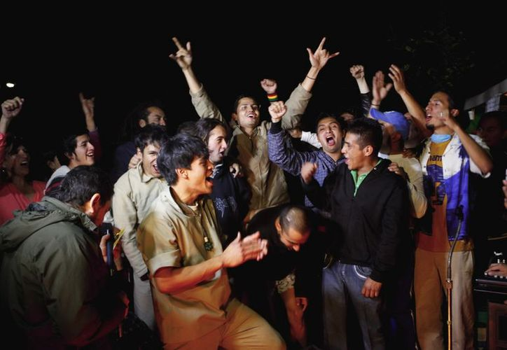 El miércoles fueron liberados 14 jóvenes que se encontraban en el Reclusorio Norte por su presunta participaron en disturbios del pasado 1 de diciembre. (Notimex)
