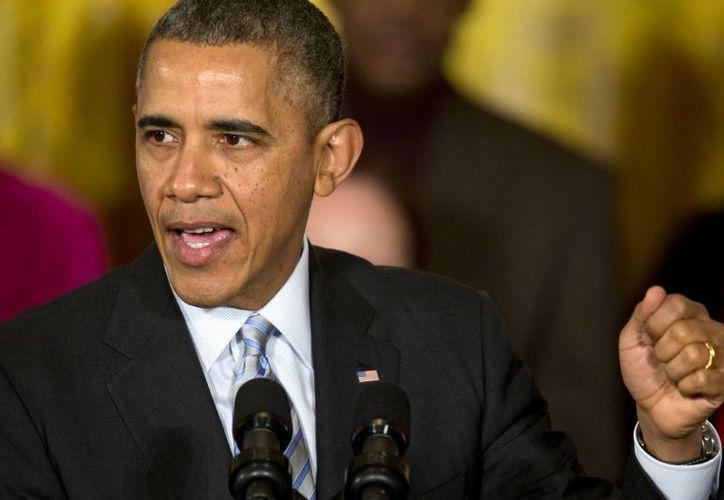 Además de Obama, la demanda civil señala a los directores de Inteligencia Nacional, de la NSA, y del FBI. (Agencias)