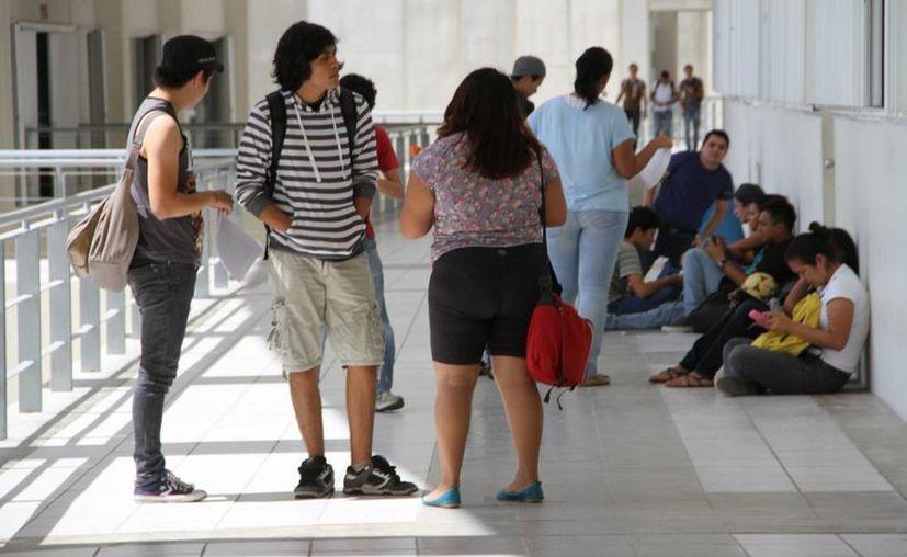 El próximo 28 de febrero se presentará el programa de la licenciatura para extranjeros. (Tomás Álvarez/SIPSE)