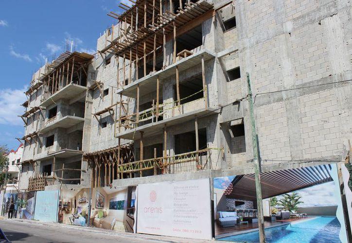 El crecimiento de la zona habitacional ha generado los microclimas. (Adrián Barreto/SIPSE)