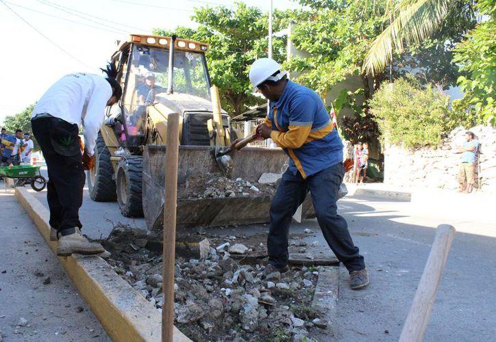 Las obras con presuntas irregularidades siguen el proceso con la Contraloría. (Adrián Barreto/SIPSE)
