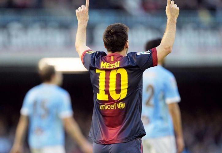 Messi le ha anotado a todos los clubes de la liga española. (Foto: Agencias)