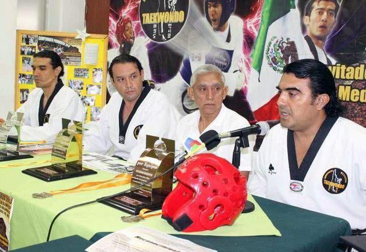 Estarán en la justa deportiva representantes de Tabasco, Quintana Roo, Puebla, Tlaxcala y Yucatán. (Milenio Novedades)