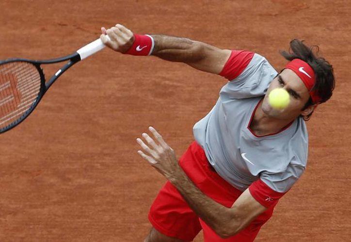 Federer va por el segundo título de Roland Garros de su carrera. (Foto: AP)