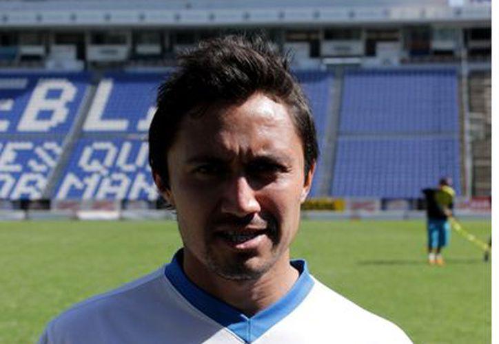 Paredes peleará la posición de defensa con Jaime Durán. (Foto: Agencia Reforma)