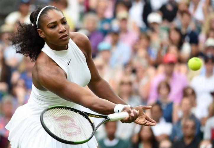 Serena Williams compartió una imagen de su hija Alexis Olympia Ohanian Jr.  (Daily News).