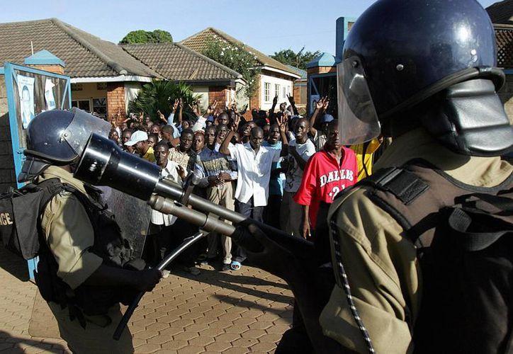 Las autoridades advierten que la creciente violencia en la región se debe a tensiones entre tribus. (hrw.org)