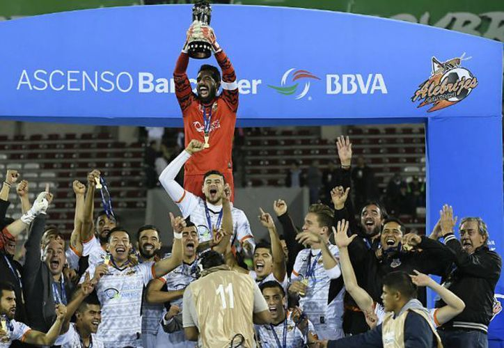 Disputarán el ascenso a la Liga MX, al monarca del Clausura 2018. (Contexto)