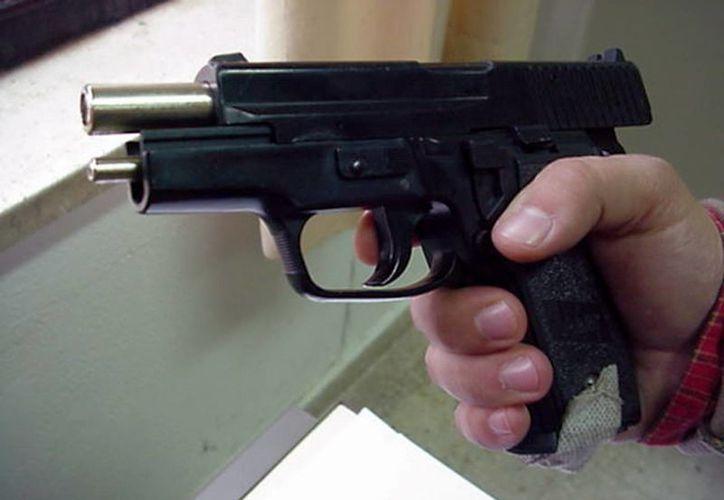 Este año han sido incautadas en Colombia 26 mil 733 armas de fuego. (Archivo/EFE)