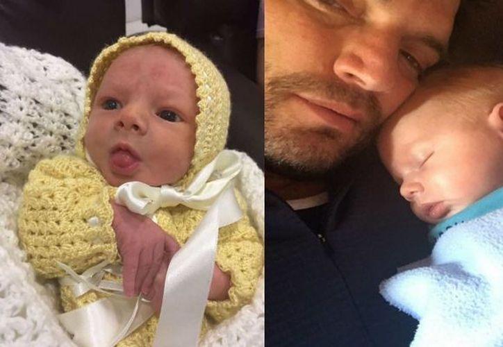 Julián Gil podrá ver a su hijo una vez a la semana, los viernes de 11:00- 12:00. (Instagram).