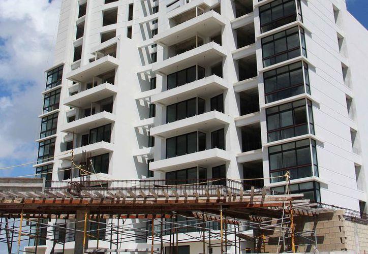 Indican que no crecieron las inversiones en el sector inmobiliario. (Paola Chiomante/SIPSE)