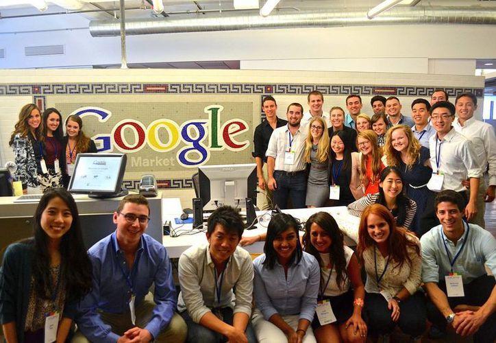 Google cuenta con más de 47 mil empleados de tiempo completo. (huffingtonpost.com)