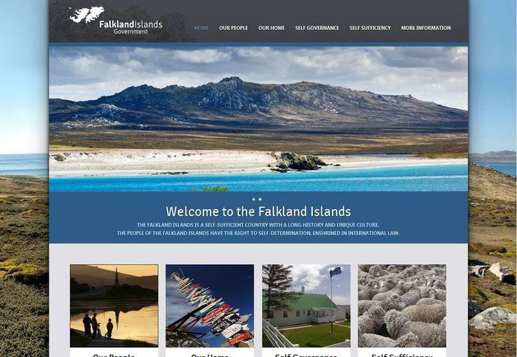 """El gobierno de las Islas Malvinas anunció la publicación de una polémica """"historia oficial"""" del archipiélago. (falklands.gov.fk)"""