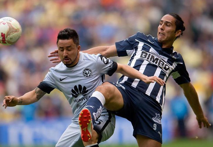 En la fase regular, América y Monterrey empataron a tres goles. Un partido lleno de muchas emociones y descuidos defensivos. (Archivo Mexsport)
