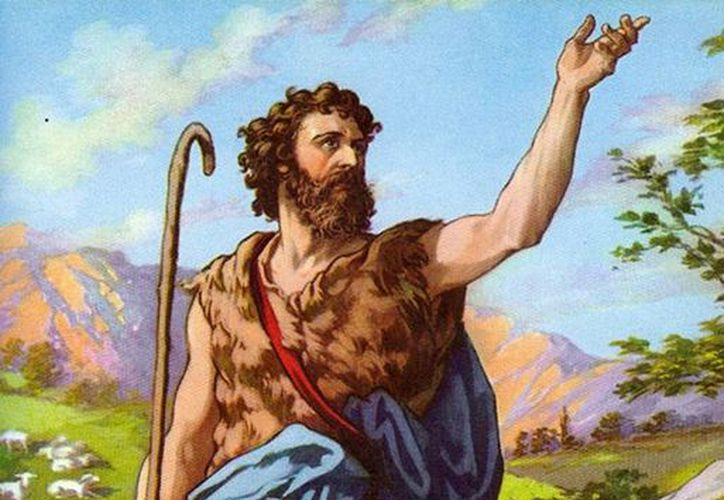 San Juan Bautista es un ejemplo de equilibrio y ubicación, pues tiene muy clara su vocación-misión: prepara el camino para la llegada del Señor. Ilustración tomada de obrerofiel.com.