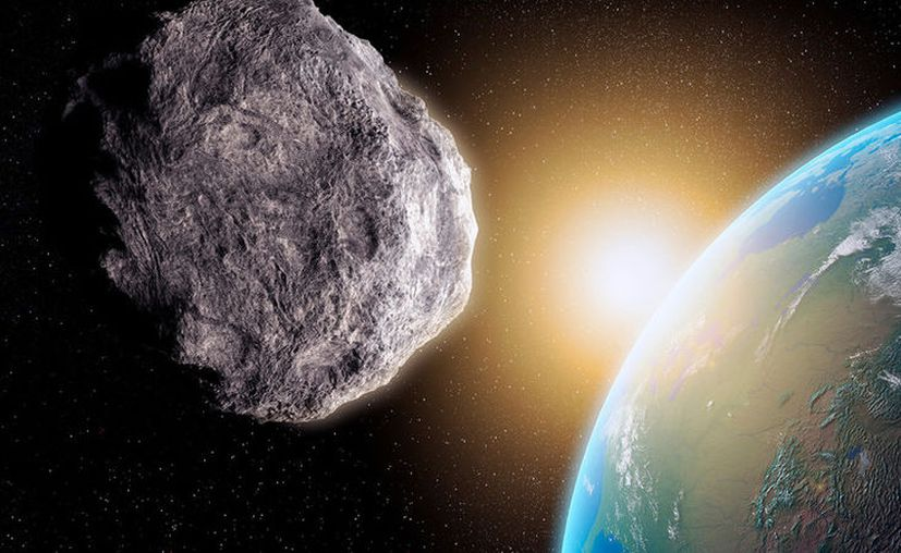 La Administración Nacional de la Aeronáutica y del Espacio califica a los asteroides. (RT)