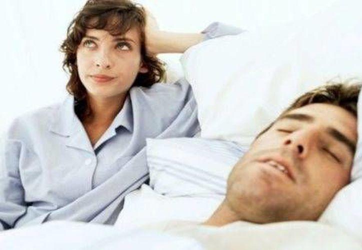 El hablar dormido, conocido como somniloquio, es un comportamiento anormal al dormir. (Contexto/Internet)