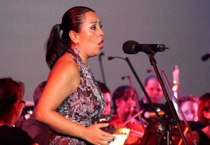El Festival de Cultura del Caribe abre en Cancún con un concierto especial: la voz de la soprano Laura Chuc. (Redacción/SIPSE).