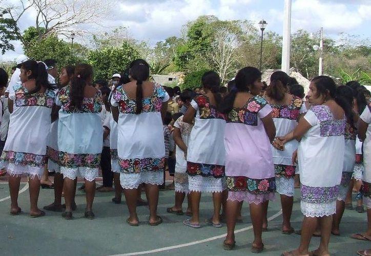 De 25 mil asegurados, 25% solamente pertenecen al género femenino. (Rossy López/SIPSE)