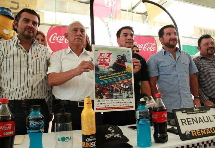 La X edición de la Copa Campion de México, Yucatán 2016, se realizará en la pista internacional de remo y canotaje del puerto de Progreso. (Milenio Novedades)