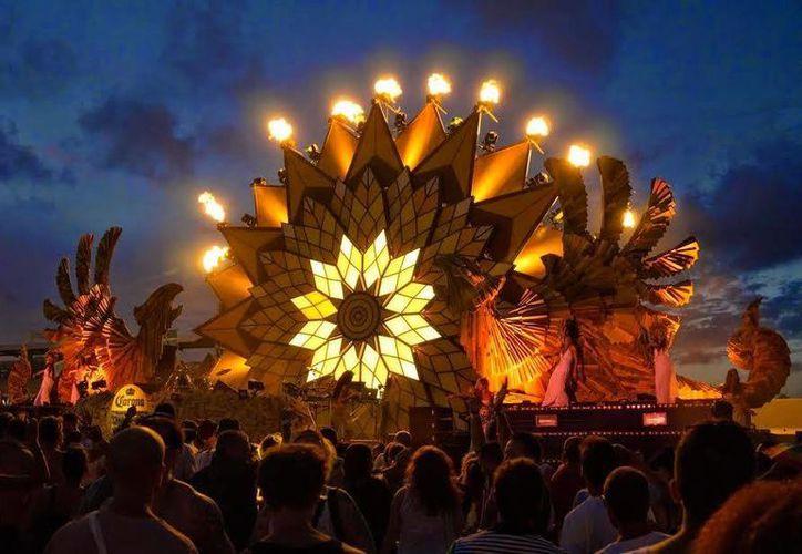 El festival Corona Sunsets del 2016 dará inicio este sábado en Playa del Carmen. (Contexto/Internet)