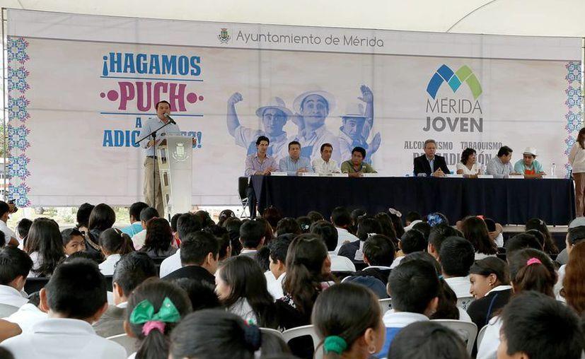 Desarrollarán actividades de prevención entre los jóvenes. (Milenio Novedades)