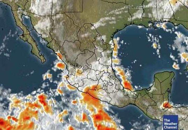 Por la noche la temperatura descenderá a los 22 grados centígrados, la probabilidad de precipitación es del 40%. (espanol.weather.com)