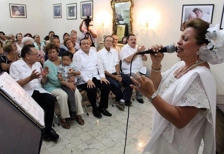 La que fuera casa de Ligia Cámara  es ahora un centro de formación musical. (SIPSE)
