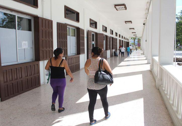 Más de 12 mil 500 mujeres víctimas de violencia han sido atendidas en IQM en los últimos 15 meses. (Enrique Mena/SIPSE)