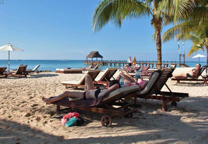 Durante mayo la ocupación hotelera de Cozumel ha registrado su nivel más bajo en lo que va del año. (Gustavo Villegas/SIPSE)