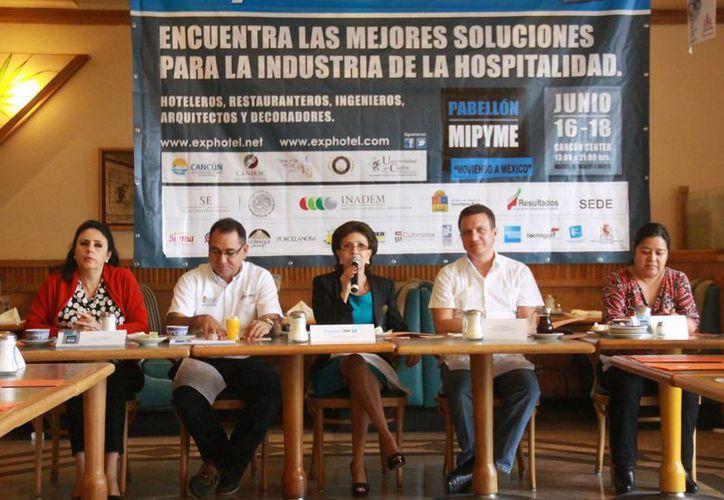 Emprendedores y microempresas ofrecerán productos y servicios de calidad. (Luis Soto/SIPSE)