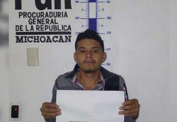 Cemeí Verdía Zepeda, se encuentra en la cárcel por su probable responsabilidad en el delito de homicidio calificado en Aquila, Michoacán. (Archivo/Excelsior)