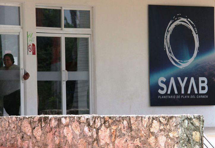 En el planetario Sayab sólo cinco actividades son gratuitas. (Foto: Octavio Martínez/SIPSE)