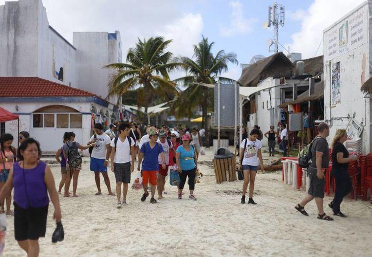 Los visitantes de este destino turístico contribuyen a la generación de riqueza. (Israel Leal/SIPSE)