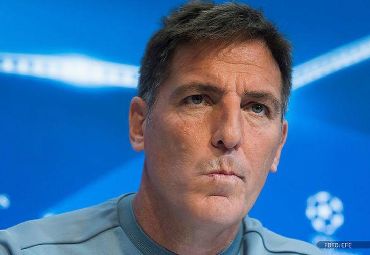 El argentino no hizo ninguna mención durante la conferencia de prensa previa al partido. (Foto: Todo Fútbol)