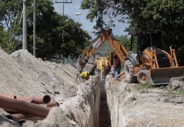 Actualmente la CAPA invierte 84.5 millones de pesos en la ejecución de seis obras. (Redacción/SIPSE)