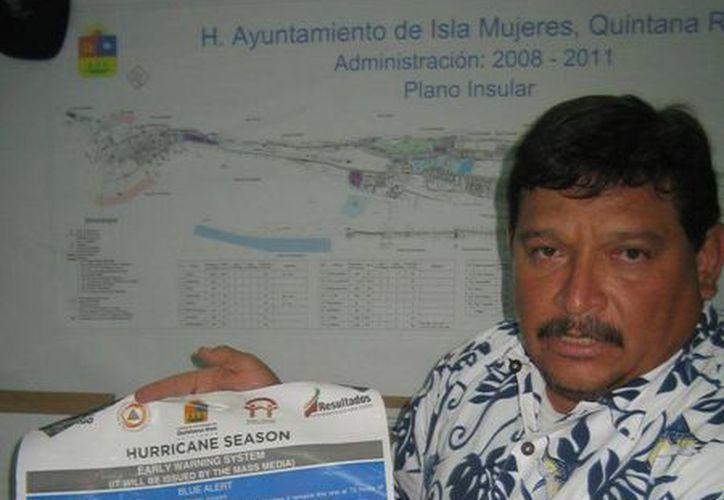 El director de Protección Civil dijo que es urgente renovar casas endebles. (Lanrry Parra/SIPSE)