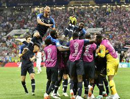 ¡Francia, nueva campeona del mundo!