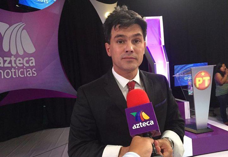 'El Pato' Zambrano (foto) se dedicó un tanto a la política luego de salir de Big Brother, que regresa a la tv mexicana en septiembre. (info7.mx)