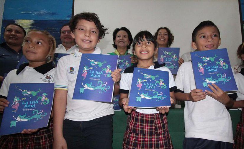 """Entre sus obras están """"Hora Pico"""", """"Arder"""", """"Navíos"""" y """"Tour Suculento"""". (Gustavo Villegas/ SIPSE)"""